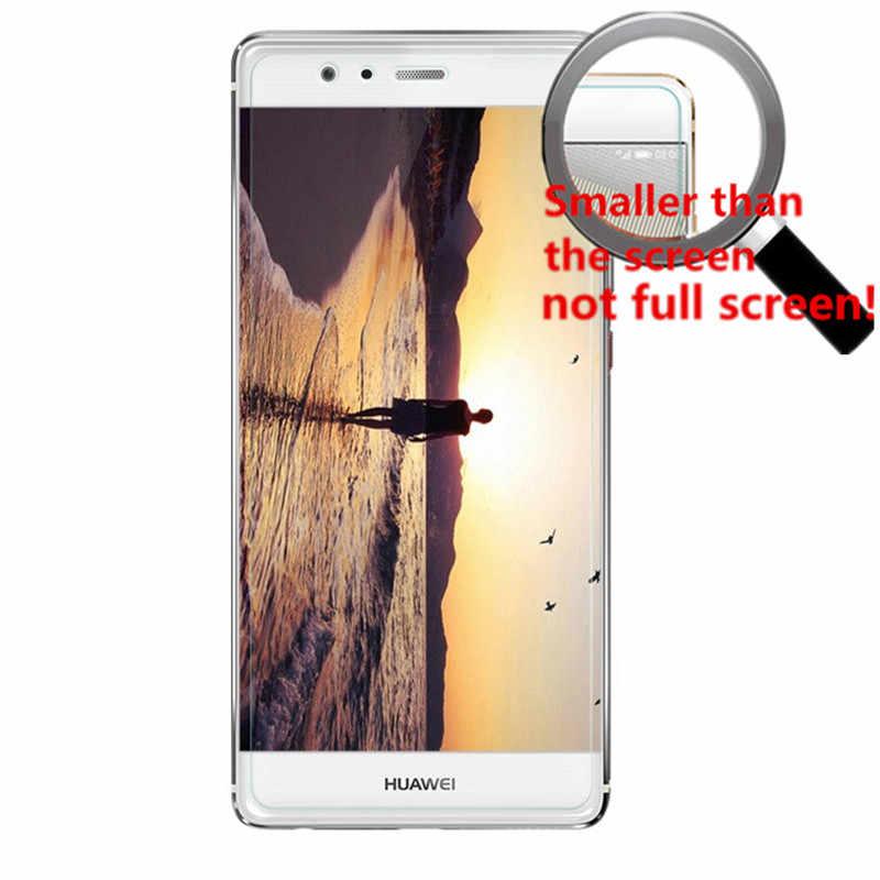 """強化ガラス Huawei 社 P9lite P9 ミニ G9 金星 VNS-TL00 電話画面保護 5.2 """"インチカバー無料ギフト"""