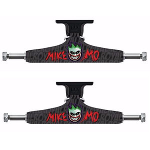 "Image 2 - Pro 5/5.25""/5.5""/6""/7"" Brand mixed Skate Truck for Skateboard Element Royal MIKEMO/CARROLL made by Aluminum for Skateboarding"