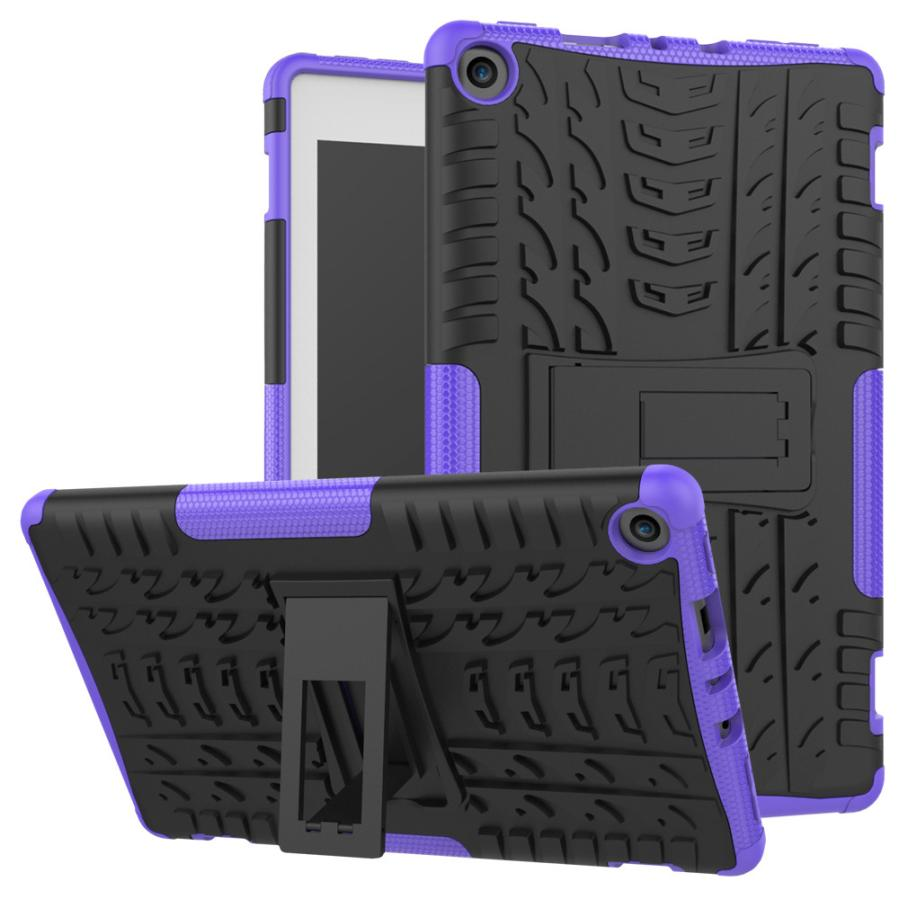 Shock Hybrid Case With Stand Cover Case for Amazon Fire HD 8 8inch 2017 Drop shipping JUL21 for amazon 2017 new kindle fire hd 8 armor shockproof hybrid heavy duty protective stand cover case for kindle fire hd8 2017