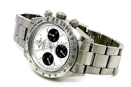 الكلاسيكية ووتش نمط الميكانيكية ساعة كرونوغراف-في الساعات الميكانيكية من ساعات اليد على  مجموعة 2