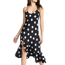 Dress Modis Print Elegant Fashion New Sexy Beach Summer Women Sleeveless Casual Not Keep A Neck