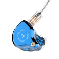 Coupon The Fragrant Zither TFZ SERIES 4 In Ear Earphone With 2Pin Interface HIFI Monitor In