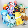 7.87'' 20CM Umbreon Eevee Espeon Jolteon Vaporeon Flareon Glaceon Leafeon Animals Stuffed Doll Kawaii Anime Pikachu Plush Toys