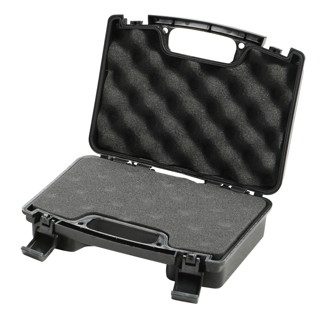 Hunting ABS Pistol Case Tactical Hard Pistol Storage Case Gun Case Padded Hunting Accessories Carry Boxs For Hunting Airsoft