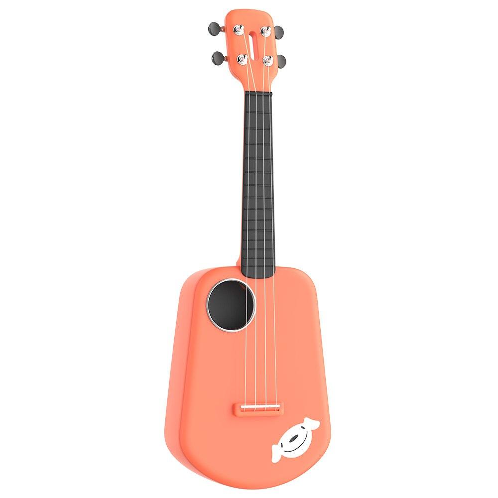 Popular 2 LED Bluetooth 23 pulgadas USB inteligente ukelele aprendizaje educativo juguete instrumento Musical regalos - 3