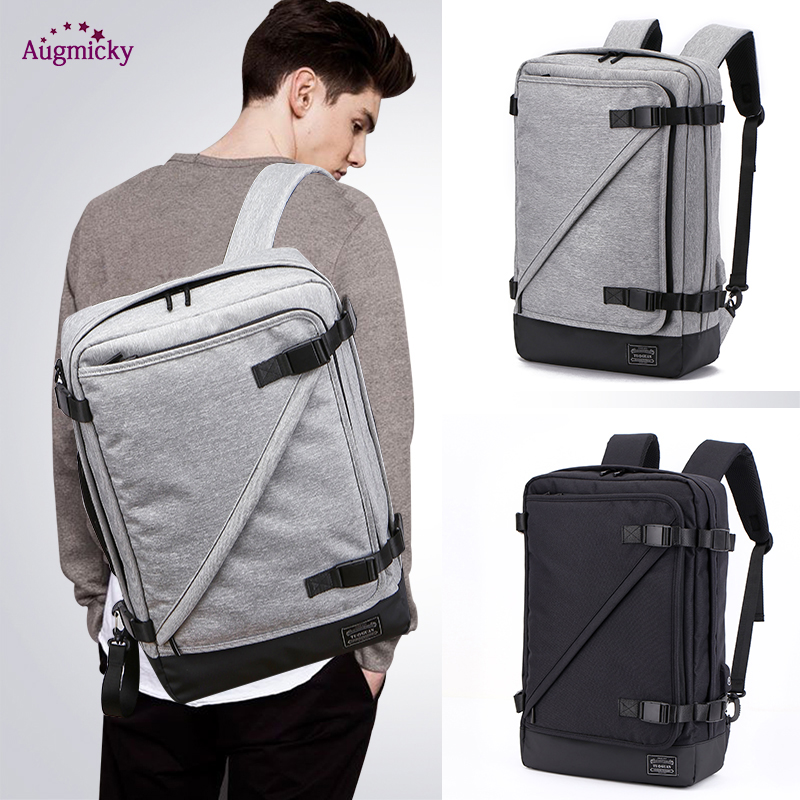 USB Charge Large Capacity 15.6 Laptop bag Men Backpack Travel Backpack Bags For Women Teenagers Computer School Bagpack Rucksack-in Laptop Bags & Cases from Computer & Office