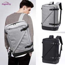 USB Charge Large Capacity 15.6 Laptop bag Men Backpack Travel Backpack Bags For Women Teenagers Computer School Bagpack Rucksack цена