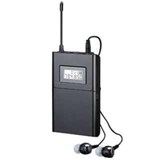 Takstar wpm-200 Receptor de Monitoreo con el Auricular En La Oreja Wireless etapa de monitoreo Receptor [No Incluye Transmisor]