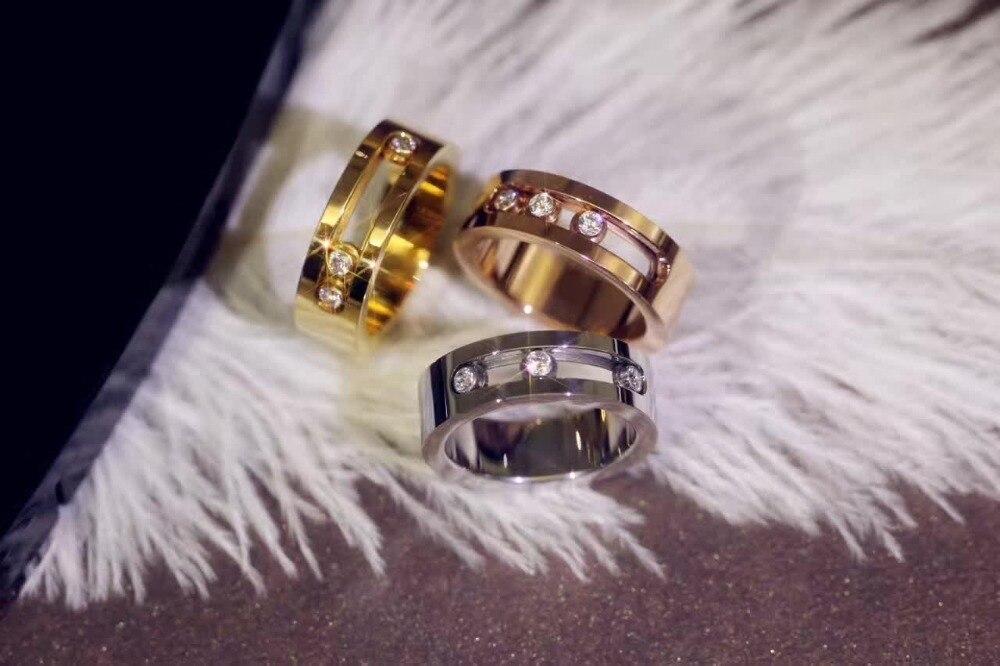 2017 Latest designs luxury brand replica stainless steel jewelry ...