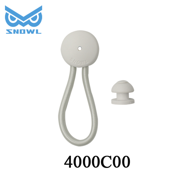 Imported From Abroad 10 Sets White Bungee Shock Cord Clip Loop Boat Truck Tarp Canvas Cover With Knob Atv,rv,boat & Other Vehicle Marine Hardware