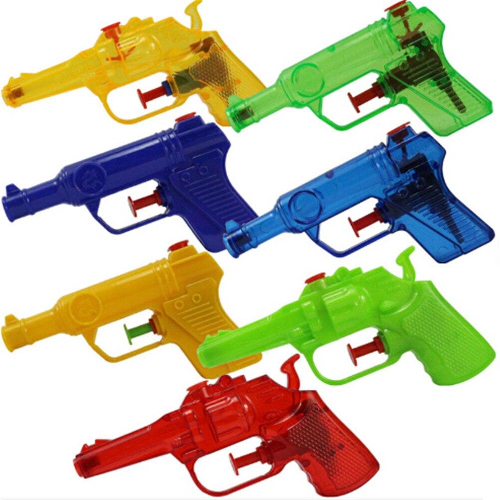 1 Pcs Summer Outdoor Toys Kids Mini Water Squirt Toy Children Beach Water Gun Pistol Toys Good Gift For Kids