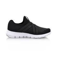 Li-Ning Men FLEX RUN V2 Running Shoes Flexible Light Weight LiNing Comfort Sport Shoes Cushion Wearable Sneakers ARKN005 XYP660