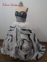 Actual Images A Line Wedding Dress Romantic Fashionable Lace Bridal Dresses 2015 Tiered Beaded Casamento Vestido