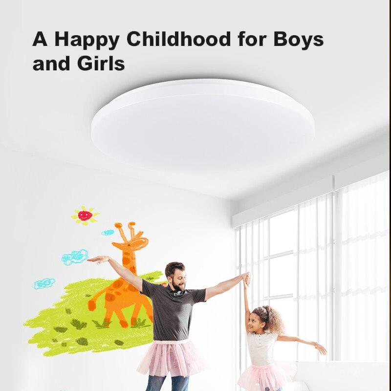 Светодиодный потолочный светильник, современная лампа, светильник в виде звезды, светильник для детской спальни, холла, поверхностное креп... - 6