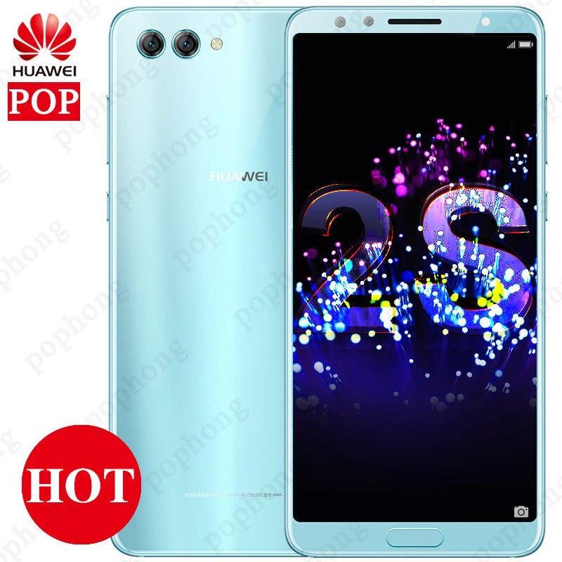 Global Rom HUAWEI Y9 2018 Octa Core Kirin659 5 93'' FHD 2160*1080
