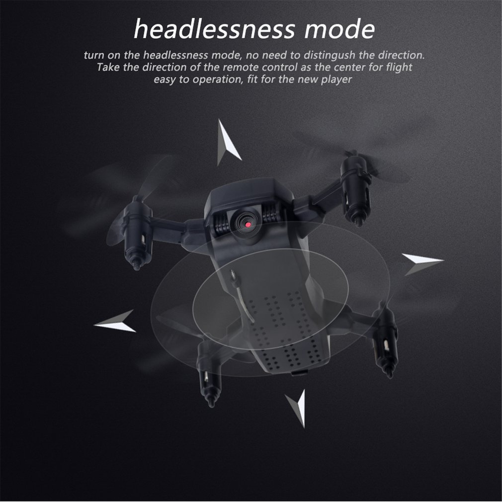 LF602 FPV Foldable RC Quadcopter Drone with 720P HD Wifi Camera and Altitude Hold Function 17