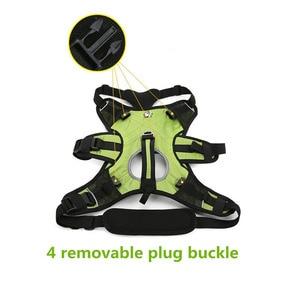 Image 3 - Truelove Due Utilizzato Cane Zaino Harness Impermeabile Formazione di Campeggio Esterna Trekking Multi Giorno Backcountry Pet Zaino Per Cani