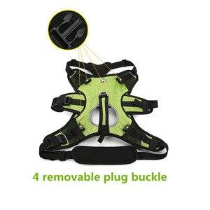 Image 3 - Truelove arnés de mochila para perro, dos usos, impermeable, entrenamiento de acampada al aire libre, senderismo, mochila para mascota de fondo multidía para perros