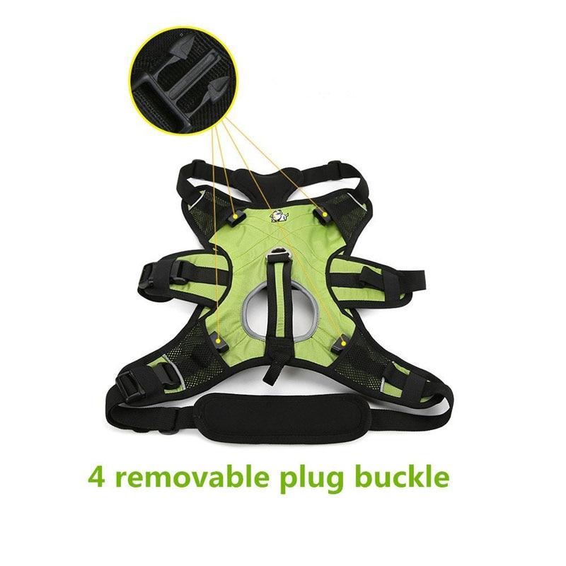 Truelove dwa używane plecak dla psa szelki wodoodporna odkryty Camping szkolenia turystyka Multi dzień Backcountry plecak na zwierzę dla psów w Przewóz psów od Dom i ogród na  Grupa 3