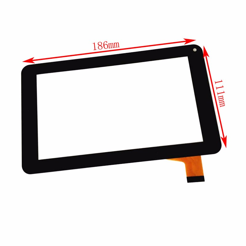 New 7 inch Touch Screen Digitizer Glass For DEXP Ursus Z170 Kids tablet PC Free shipping new touch screen for 7 dexp ursus a370i tablet touch panel digitizer glass sensor replacement free shipping