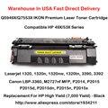 Q5949X Q7553X 49X 53X Toner Cartridge 1320,1320n,1320nw,1320tn,3390,3392,M2727nf MFP,P2014,P2015,P2015d,P2015dn,P2015n,P2015x