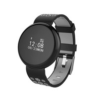 HIPERDEAL Smart Watches Altitude Meter I8 Smart Bracelet Heart Rate Waterproof Call Reminder Pedometer Bluetooth Dropship