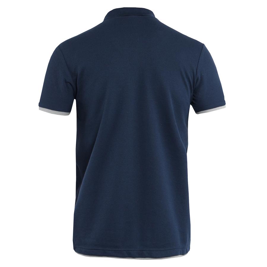 Mens Polo Shirt Brands Clothing 2019 Short Sleeve Summer Shirt Man Black Cotton Poloshirt Men Plus Size Polo Shirts 7