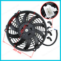 Radiator Cooling Fan For Pit Dirt Bike Buggy Go Kart Xinyang Jaguar 500cc ATV Quad