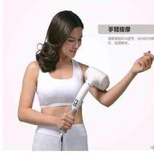 High Quality Health Care Dual Massager Hammer Infrared Magnetic Vibration Body Neck Back Massager Stick