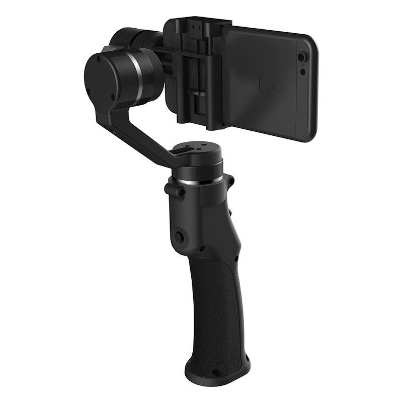 Image 4 - Funsnap Capture 3 Axis Handheld Gimbal Stabilizer for smartphone mobile phone gopro EKEN SJCAM action cameraHandheld Gimbal   -