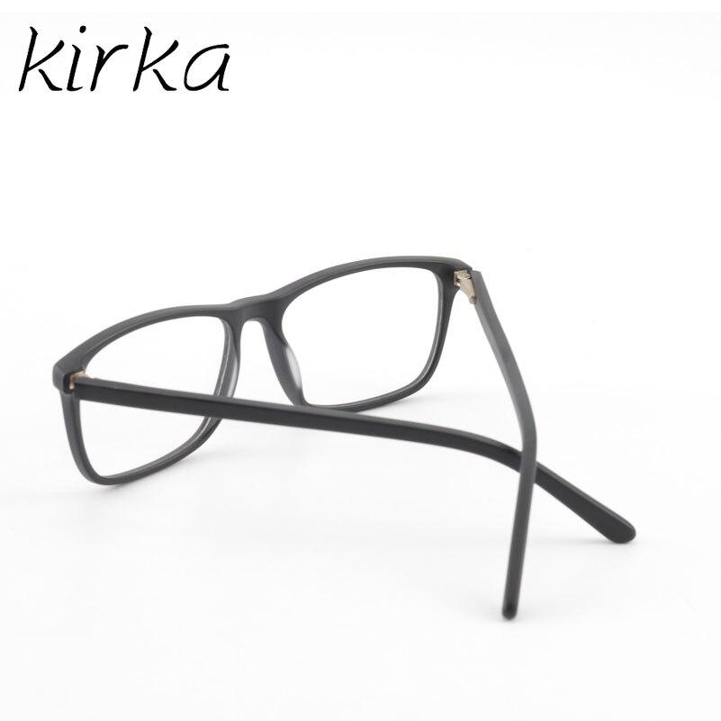 Kirka Classic hombres negro ojo Gafas los hombres de calidad ...