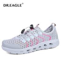 Dr.eagle summer woman sport shoes shoe for fishing Breathable Footwear Quick Drying barefoot Outdoor aqua women's water shoes