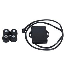 Universal Hotaudio Dasaita TPMS Sistema de Monitoreo de Presión de Neumático de Coche Del Neumático de Coche herramienta de Diagnóstico con Mini Sensor Externo