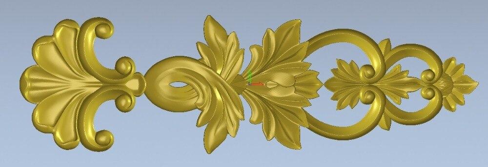 Relief 3d STL Models For CNC, Artcam, Aspire, Decor-B205