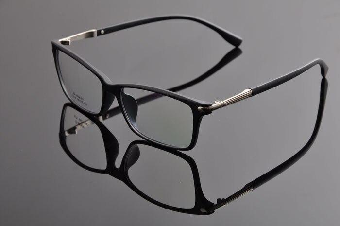 DD TR90 Гибкая рама мужские очки Оптические очки полная оправа для мужчин и женщин armacoes oculos grau Los Lentes Античная DD0885 - Цвет оправы: Matt black silver