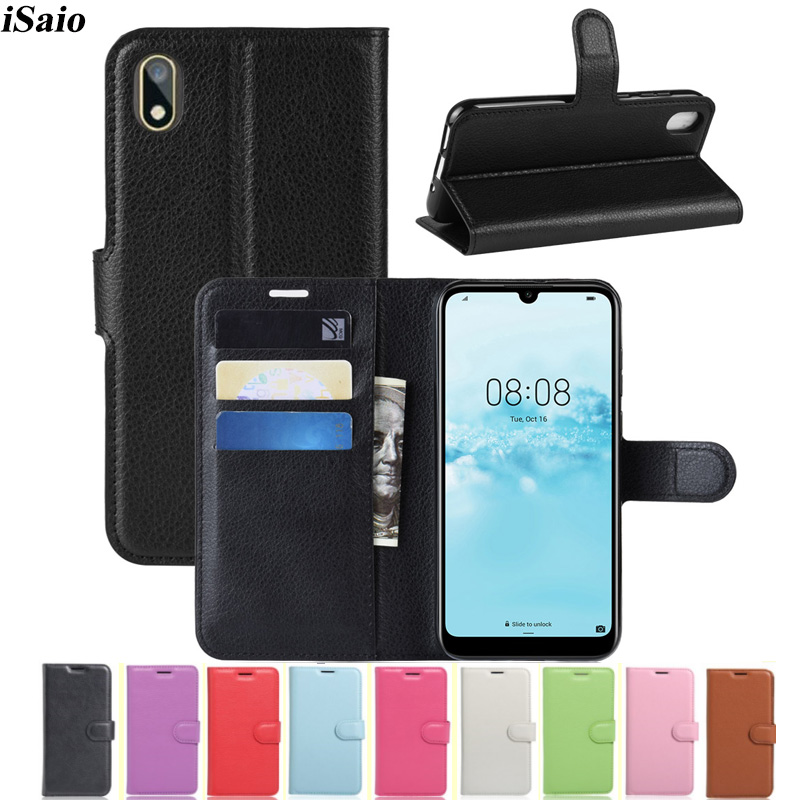 For Huawei <font><b>Y5</b></font> <font><b>2019</b></font> Wallet Case Flip Leather Cover <font><b>huawey</b></font> <font><b>Y5</b></font> <font><b>2019</b></font> Y52019 AMN-LX9 Phone Case TPU Shell Coque with Card Slots image