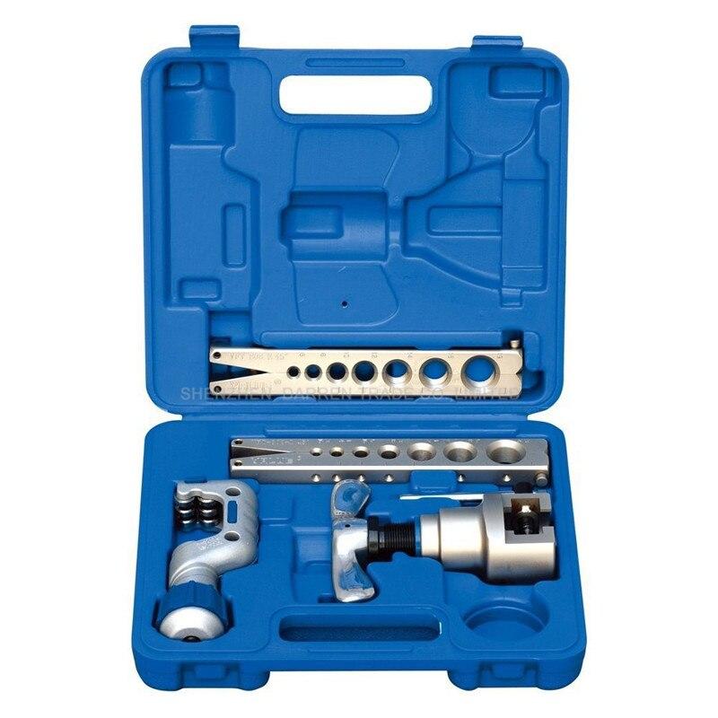 1 PCS VFT-808-MIS Excentrique Torchage Outil pour la Réfrigération Contiennent tube cutter Réfrigération outil de réparation