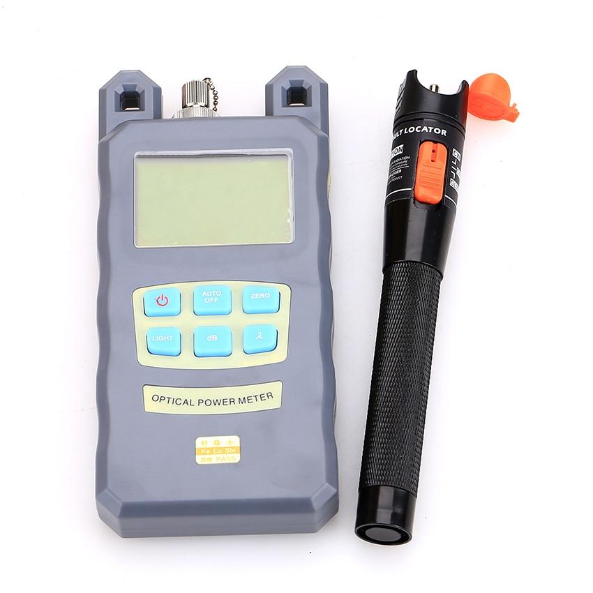 2 у 1 оптички алат с алатом за мјерење - Комуникациона опрема - Фотографија 2