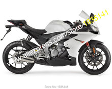 Hot Sales,For Aprilia RS4 125 2011 2012 2013 2014 2015 Body Kit RS4 50 11 12 13 14 15 Motorcycle Fairing Kit (Injection molding)