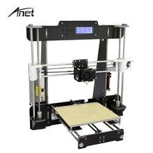 A8 3D Impresoras 3D Reprap Impresora Auto Nivelación y Normal Tamaño Grande Tridimensional DIY 3D Kit de Impresora Prusa I3 con filamento