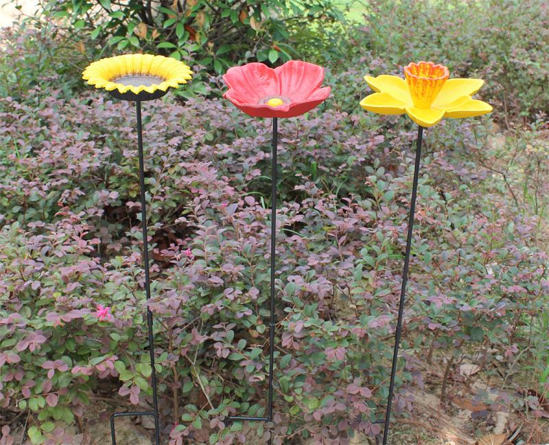 en de hierro flor decoracin del jardn del estilo de europen comedero para pjaros