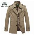 Envío de la alta calidad de marca para hombre primavera verano masculina chaqueta ocasional delgada tela de algodón outwear abrigo 82