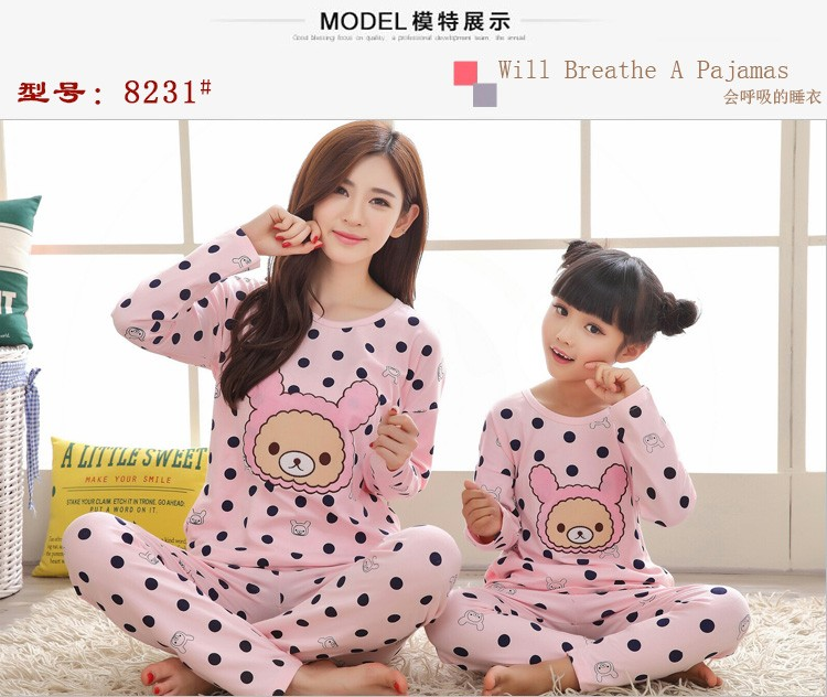 christmas family pajamas (1)