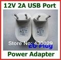 2 шт. 12 В 2A USB Порт ЕС Зарядное Устройство для Планшетных ПК Acer Iconia Tab A500 A501 A100 A101 A200 A201 Адаптер Питания питания