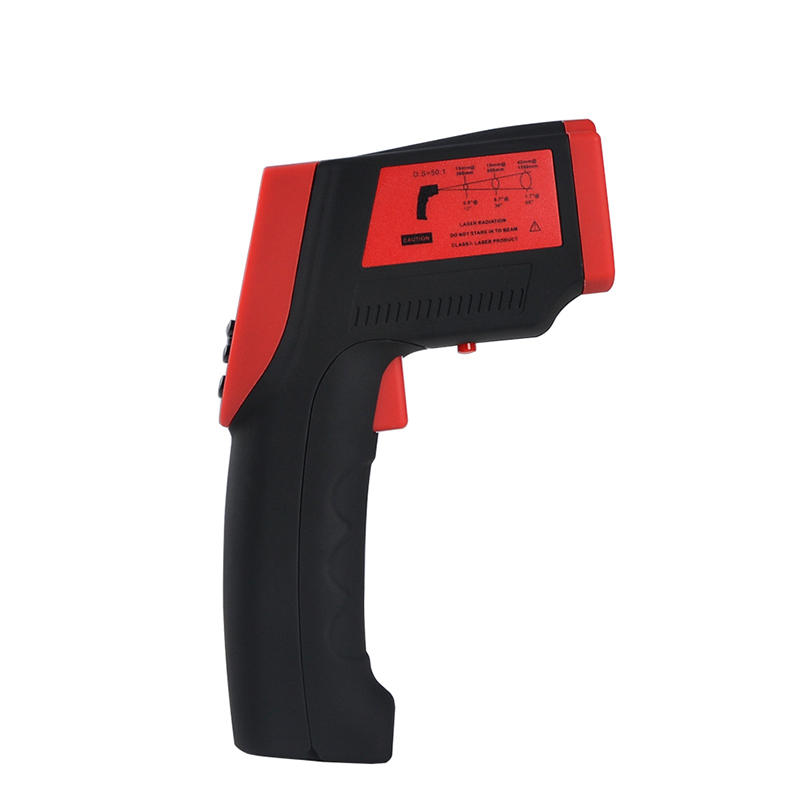 US $179 98 | 18 1500 Degree Non Contact Laser IR Infrared Thermometer LCD  Display 50:1 Digital Temperature Gun Temp Thermometer Handheld-in Power  Tool