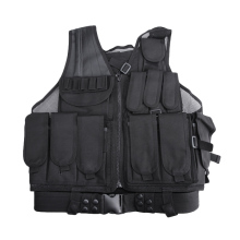 Brand New Tactical vest outdoor products amphibious Hunting CS Counterterrorism Military Protective Training combat Vest 36