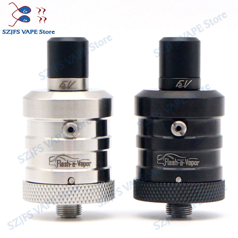 ShenRay FEV BF-1 Squonker 23mm RDA Atomizer BF-1 Bottom Feeding RDA  For 510 Thread 316ss Bottom Feeding Rebuildable Dripping RD