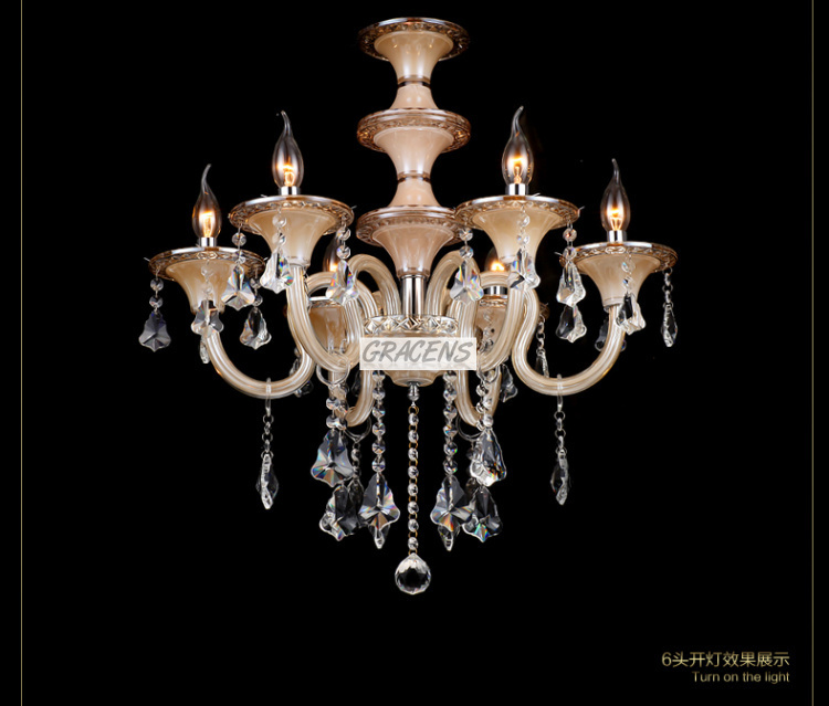 Online Buy Wholesale murano glass chandelier from China murano – Modern Murano Glass Chandelier