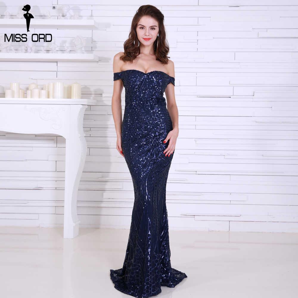 365deb9a963 ... Missord 2019 сексуальный бюстгальтер вечернее платье sequin maxi платье  FT4912 ...