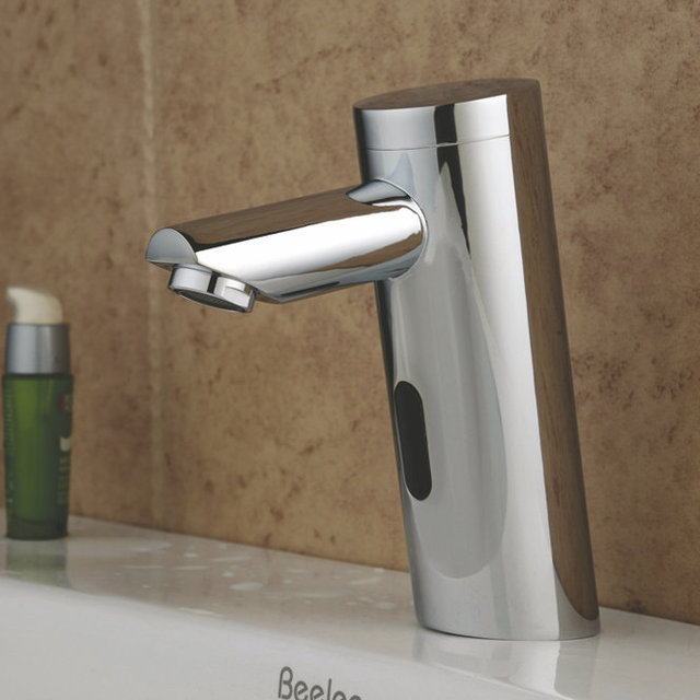 Beelee BL0106 Drop Shipping None Handle Chrome Basin Mixer Tap ...